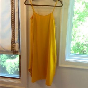 NWT Trina Turk Yellow Dress, small